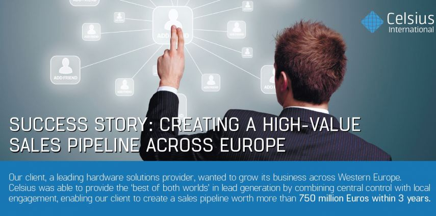 Creating a High Value Sales Pipeline