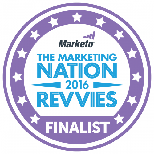 Celsius is Finalist at Marketo's 2016 Revvie Awards
